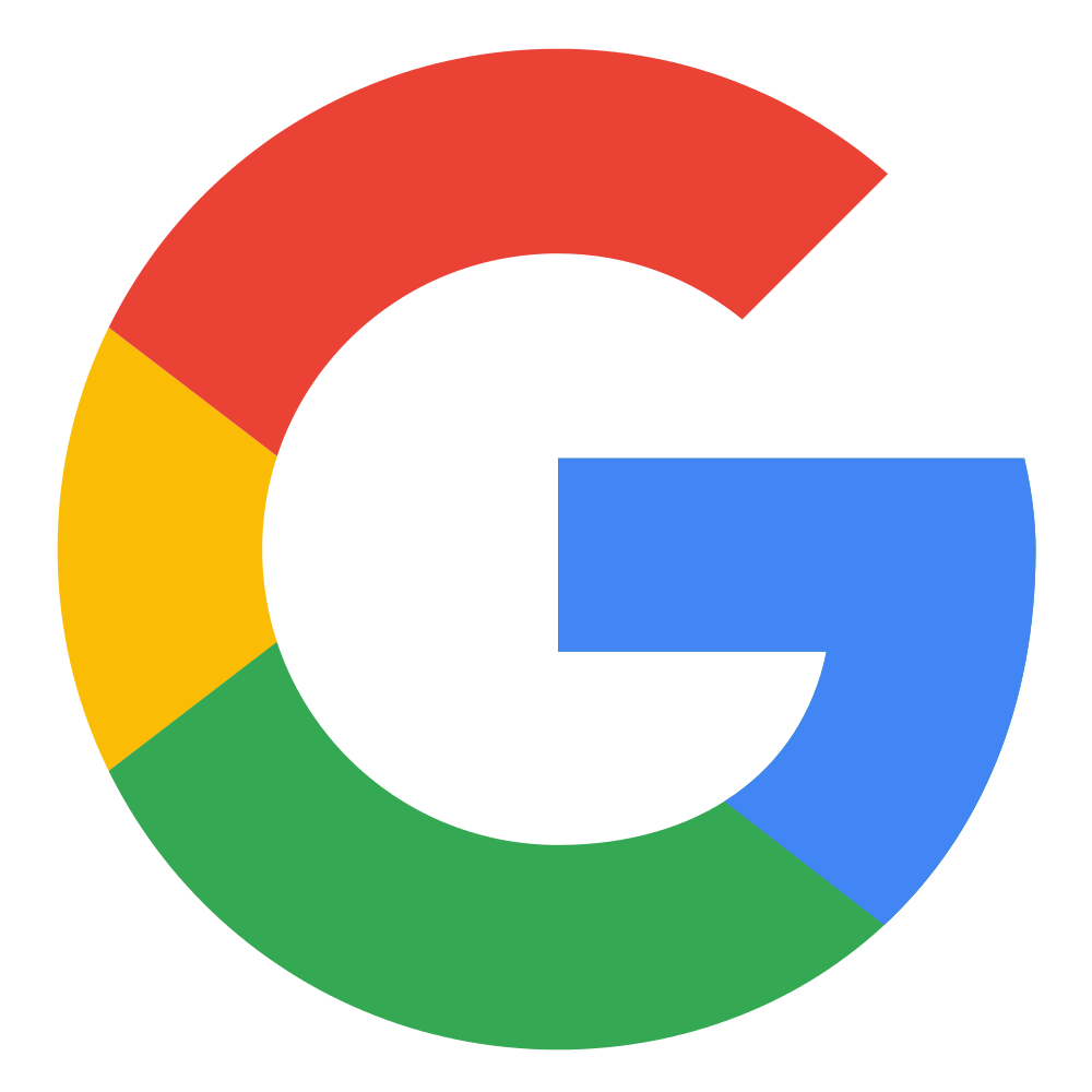google logo icon PNG Transparent Background